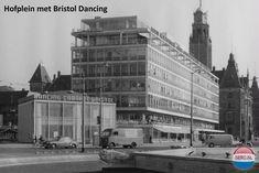 Rotterdam: Het Hofplein met Bristol Dancing omstreeks 1967