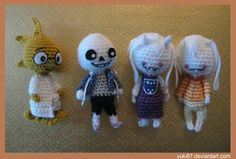 Crochet Undertale