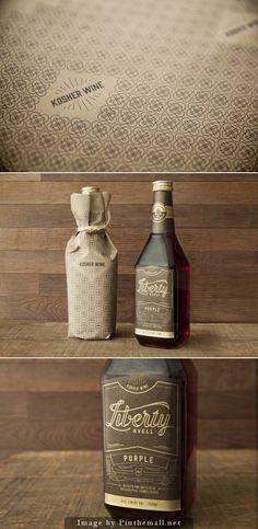 Kosher Wine Concept: Liberty Kvell PD