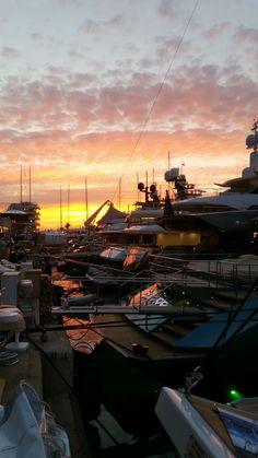 Stunning sunrise in Monaco Monaco Yacht Show, Sunrise, Building, Pictures, Travel, Photos, Viajes, Buildings, Destinations