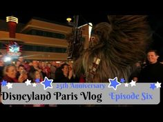 Todays vlog we go and watch Seasons of the force at walt disney studios. Seasons of the force is a star wars show that has clips from the films projected on . Walt Disney Studios, Disneyland Paris, 25th Anniversary, Fireworks, Star Wars, Stars, Film, Youtube, Movie
