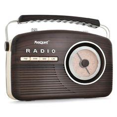 Marquant Retro-Radio