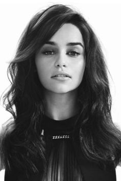 Sword of Truth casting- Emilia Clarke as Jennsen (also plays Danaerys on Game of Thrones)  We're just going to reuse the GoT casting list, mkay?
