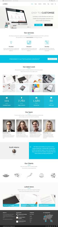 Parallax Website Template Effect Is Premium Full Responsive Html5 Ecommerce Template
