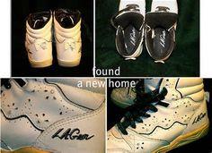 Image detail for -Vintage La Gear Sneakers US Size 11 5 | eBay