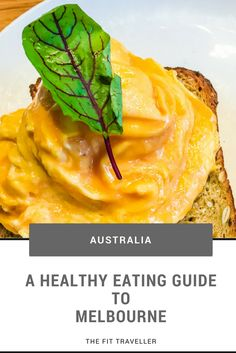 Melbourne is a foodie city with plenty to offer the Paleo, vegan, raw, vegetarian our guide to healthy cafes in Melbourne makes healthy eating easy. Healthy Eating Guide, Healthy Cafe, Vegan Cafe, Paleo Vegan, Vegan Recipes, Vegetarian, Healthy Food, Travel Advice, Travel Guides