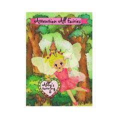 #Fairy Party Custom