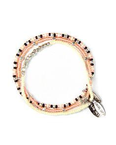 Coral Benefit Bracelet