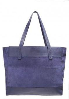 KIOMI - Shopping Bag - indigo blue