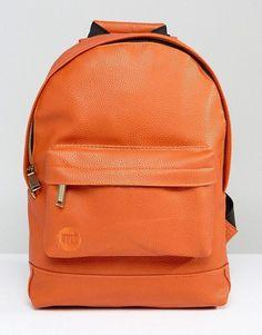 c84bfecc17 Shop Mi-Pac Burnt Orange Tumbled Mini Classic Backpack at ASOS. Sophia00001  · Women s Bags