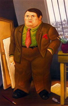 Botero, Fernando (1932- ) - 1998 Picasso, Paris 1930 (Private Collection of the Artist) by RasMarley, via Flickr