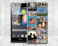 Carcasas Personalizadas Huawei Ascend P6