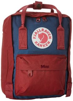 e8825655163 Fjallraven Kanken Mini Backpack - great as school backpack for young kids