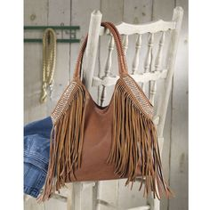 Fringe It Up Handbag - Western Wear, Equestrian Inspired Clothing, Jewelry, Home Décor, Gifts