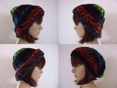 Knitted Hats, Crochet Hats, Beanie, Detail, Knitting, Style, Fashion, Spare Ribs, Moda