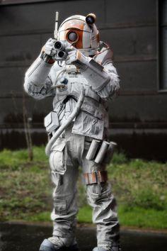 Propnomicon: Prop Spacesuit