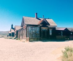 Abandoned Bodie, CA. Processed with VSCOcam with c1 preset