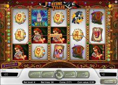 El futuro es muy impredecible y fascinante. Fortune Teller™ | Jugar a las tragamonedas gratis en tragamonedasx.com