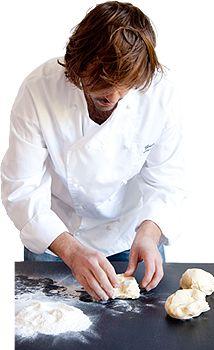 Gontran Cherrier, boulanger, Paris : cuisinier du pain
