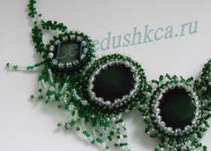 зеленое колье6