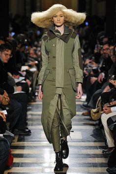 Junya Watanabe | Fall 2010 Ready-to-Wear Collection | Style.com