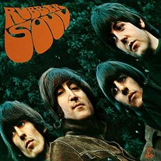 The Beatles Rubber Soul, el primer disco de los Beatles que tuve