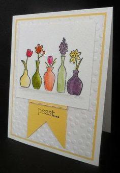 Stampingleeyours: Vivid Vases