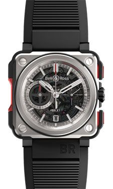 Bell & Ross BRX1-CE-TI-RED  (Style No: BRX1-CE-TI-RED) from SwissLuxury.Com