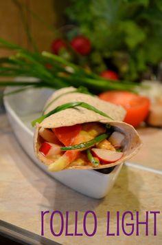 #dieta #food #healthy #rolle #light #vegetables #warzywa #fast food #szparagi #tortilla #www.mishelkalife.blogspot.com
