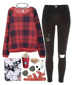 """""""♥"""" by polinachaban ❤ liked on Polyvore featuring Ray-Ban, River Island, Dr. Martens, Lizzie Fortunato, Accessorize and Janna Conner Designs"""