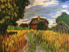 NOW LISTING ON EBAY!! ORIGINAL SOFT PASTEL BY Tim Bruneau!! BIDS START ONE PENNY!! Artist Landscape Pastels Original Tim Bruneau Impressionism Signed #Impressionism