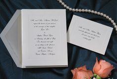 Wedding Invitations by Wedding Palace