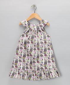 Violet Vine Yoke Dress - Toddler & Girls | Daily deals for moms, babies and kids