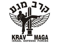 Krav Maga close combat martial arts.