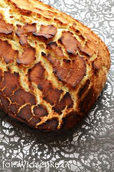 Chlebek tygrysi Polish Recipes, Food And Drink, Pizza, Bread, Thermomix, Polish Food Recipes, Brot, Baking, Breads