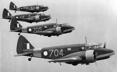 Airspeed Oxfords Royal Australian Air Force