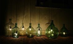 atmospheric lamps. Madam Jeanne | atelier 4|5