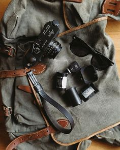 Leica News — tapanddye:   Overcast skies call for stealthy...