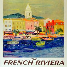 French Riviera sea beach holiday resort house cottage scenic cushion cover 18    eBay