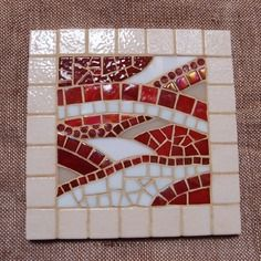 Mosaic Designs, Mosaic Patterns, Mosaic Projects, Projects To Try, Mosaic Art, Handicraft, Stained Glass, Diy And Crafts, Etsy