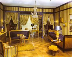 vintage everyday: Vintage Photos from 'Bloomingdale's Book of Home Decorating'