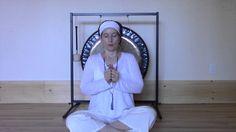 KUNDALINI YOGA- Meditation to Overcome Self Animosity with Anastasia Akasha Kaur Transform that mean voice in your head in 3 minutes! www.keepingitrealnaturalliving.com