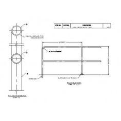 Handrail Design 02 dwg block