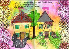 Creating is beautyful: Die Zeit by WildeHilde