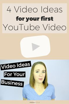 If you are a blogger or a business it is essential to personalize your brand and show people who you are by using video.  There are so many great video ideas for business from explainer videos, how to videos to video testimonials.  In this video I provide 4 different types of promotional videos you can create for your blog this weekend!