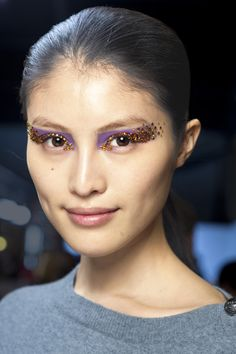 Feeling bold? This is the colorful eye makeup you need to try now