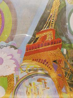 ❤️ Paris Pictures, Tower, Painting, Art, Art Background, Rook, Computer Case, Painting Art, Kunst