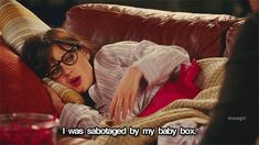 11 Thoughts Every Girl Has While PMSing, as Told by 'New Girl' | Her Campus