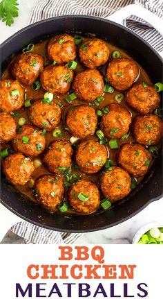 Instant Pot BBQ Chicken Meatballs Instant Pot BBQ Chicken Meatballs made with only 3 ingredients – ground chicken, BBQ sauce, and coconut flour! These chicken meatballs make a super easy, healthy, and. Ground Chicken Recipes Easy, Chicken Meatball Recipes, Bbq Chicken, Healthy Chicken Recipes, Meatball Appetizers, Chicken Balls, Paleo Recipes, Crockpot Recipes, Ground Chicken Meatballs