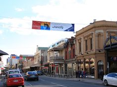 Rundle Street, Adelaide Mountain Range, South Australia, Homeland, New Zealand, Places Ive Been, Street View, Spaces, City, City Drawing
